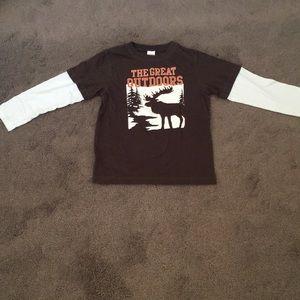 Gymboree Boy's Long-sleeve T-Shirt
